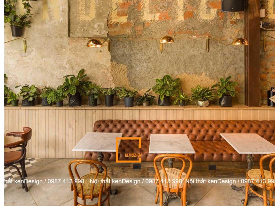 bo tui cach thiet ke nha hang dep xinh cho khong gian nho 2 - Bỏ túi cách thiết kế nhà hàng đẹp xinh cho không gian nhỏ