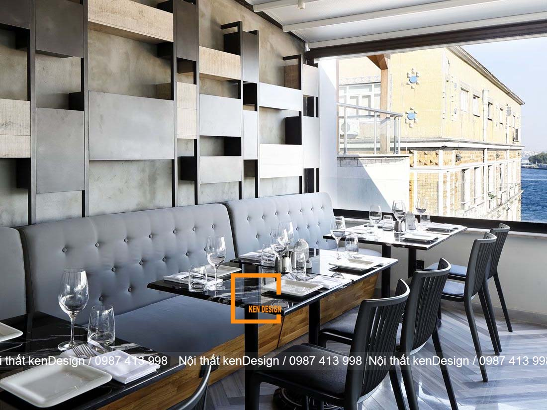 cac tieu chuan can dam bao khi thiet ke nha hang tai binh duong 1 - Các tiêu chuẩn cần đảm bảo khi thiết kế nhà hàng tại Bình Dương