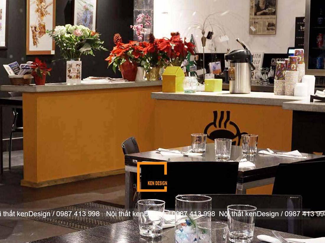 cac tieu chuan can dam bao khi thiet ke nha hang tai binh duong 2 - Các tiêu chuẩn cần đảm bảo khi thiết kế nhà hàng tại Bình Dương