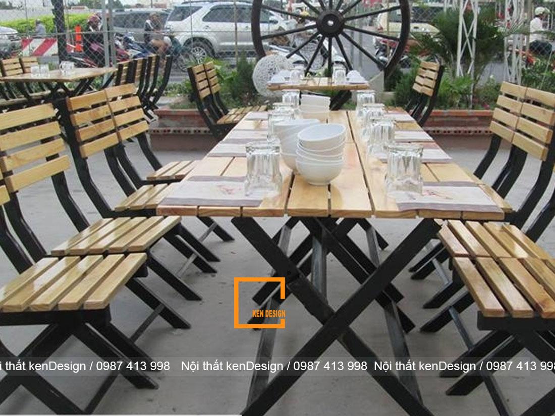 cach lua chon noi that cho thiet ke nha hang gia re 1 - Cách lựa chọn nội thất cho thiết kế nhà hàng giá rẻ