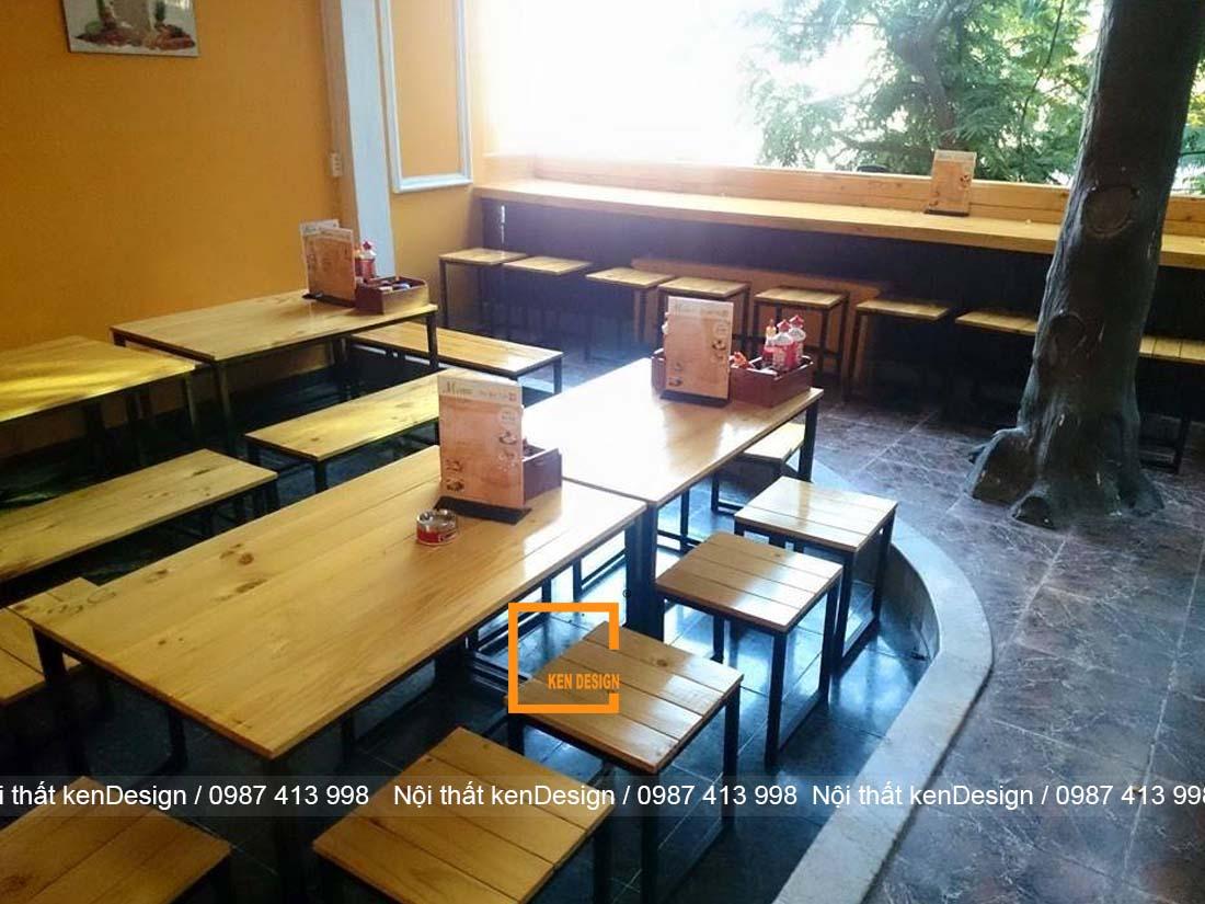cach lua chon noi that cho thiet ke nha hang gia re 3 - Cách lựa chọn nội thất cho thiết kế nhà hàng giá rẻ