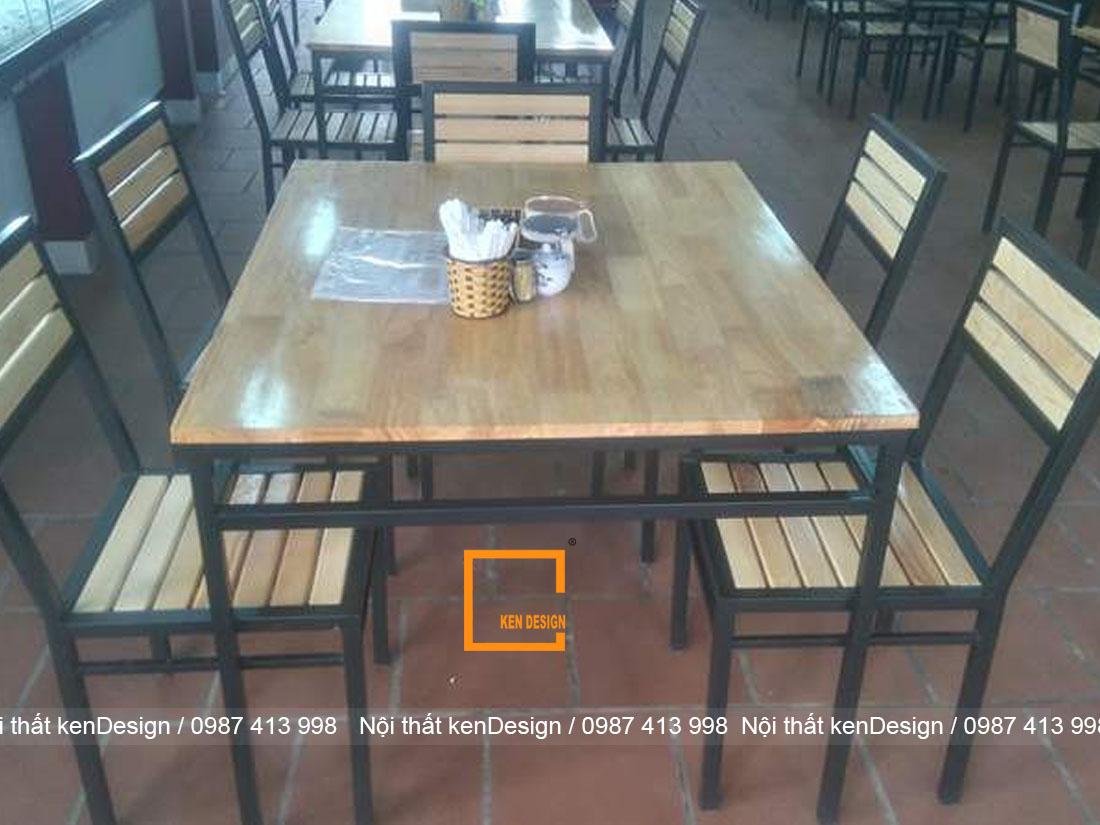 cach lua chon noi that cho thiet ke nha hang gia re 4 - Cách lựa chọn nội thất cho thiết kế nhà hàng giá rẻ