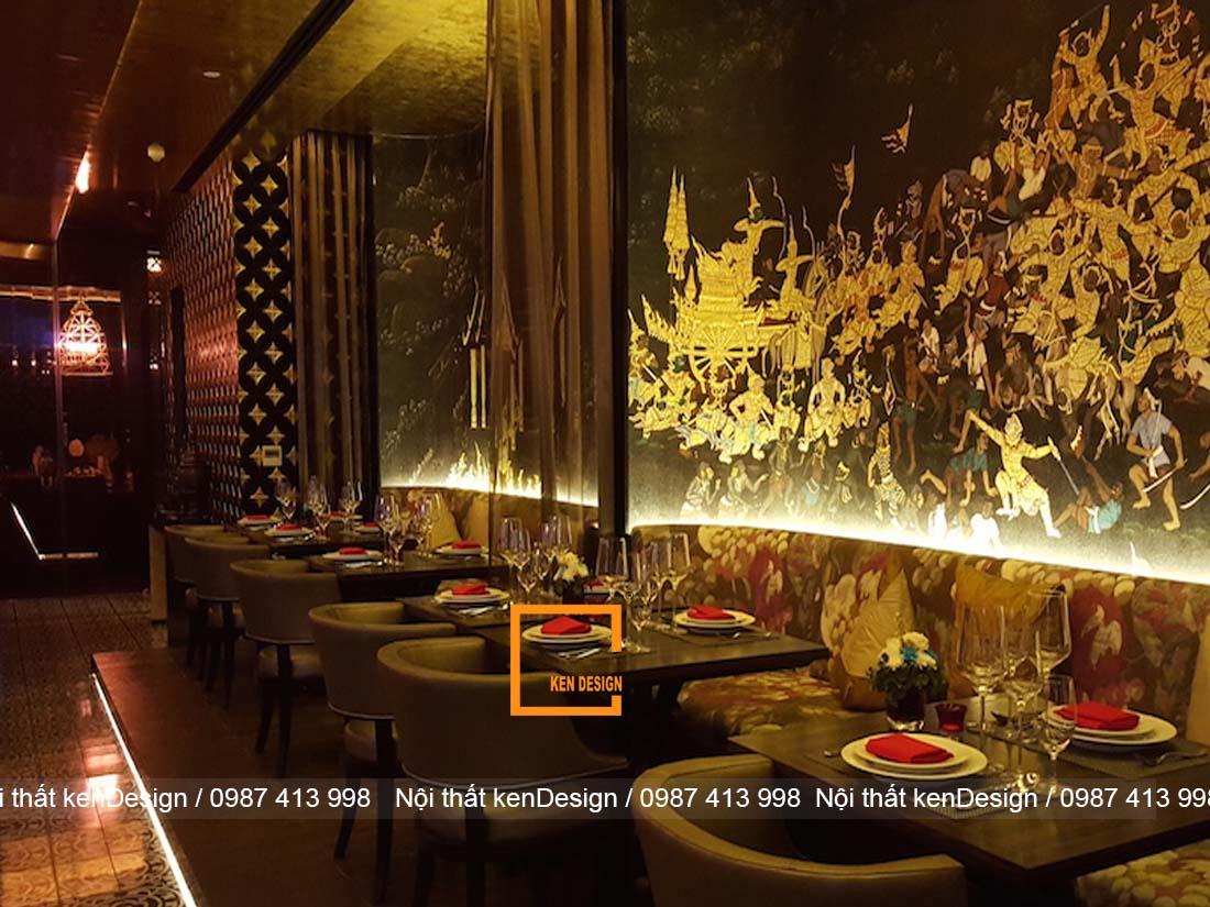 cach thiet ke nha hang cao cap chuyen nghiep khong nen bo lo 2 - Cách thiết kế nhà hàng cao cấp, chuyên nghiệp không nên bỏ lỡ