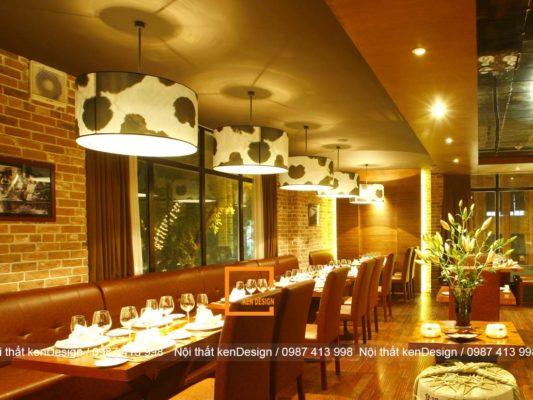 cach thiet ke nha hang cao cap chuyen nghiep khong nen bo lo 4 533x400 - Cách thiết kế nhà hàng cao cấp, chuyên nghiệp không nên bỏ lỡ