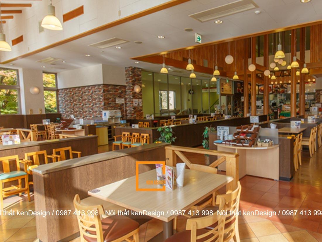 cach thiet ke nha hang tai nghe an tiet kiem noi bat 1 - Cách thiết kế nhà hàng tại Nghệ An tiết kiệm, nổi bật