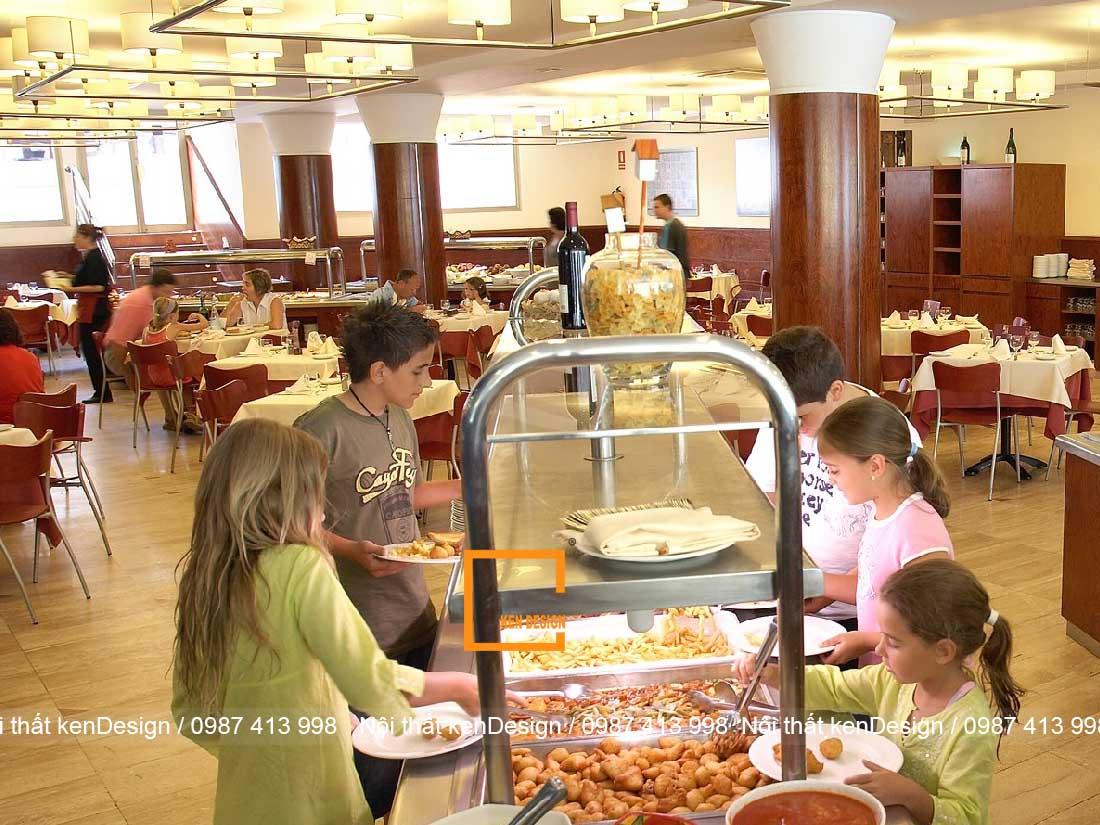 goi y mot so phong cach thiet ke nha hang tai nghe an 4 - Gợi ý một số phong cách thiết kế nhà hàng tại Nghệ An