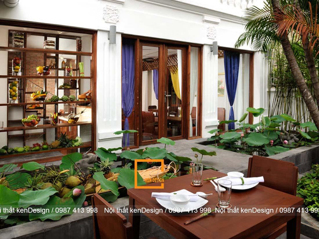 hum vegetarian chuoi thiet ke nha hang chay dang lui toi 7 - Hum Vegetarian - Chuỗi thiết kế nhà hàng chay đáng lui tới