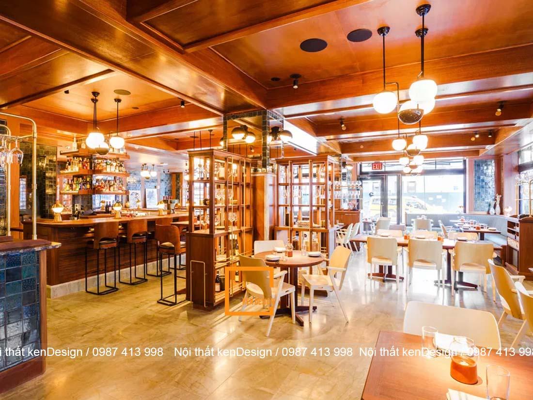 huong dan cach thiet ke he thong nha hang dep doc 1 - Hướng dẫn cách thiết kế hệ thống nhà hàng đẹp, độc