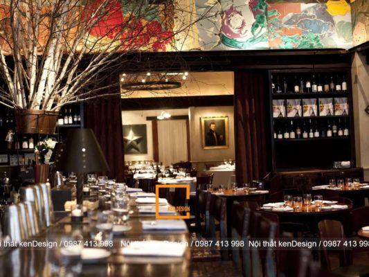 huong dan cach thiet ke he thong nha hang dep doc 3 533x400 - Hướng dẫn cách thiết kế hệ thống nhà hàng đẹp, độc