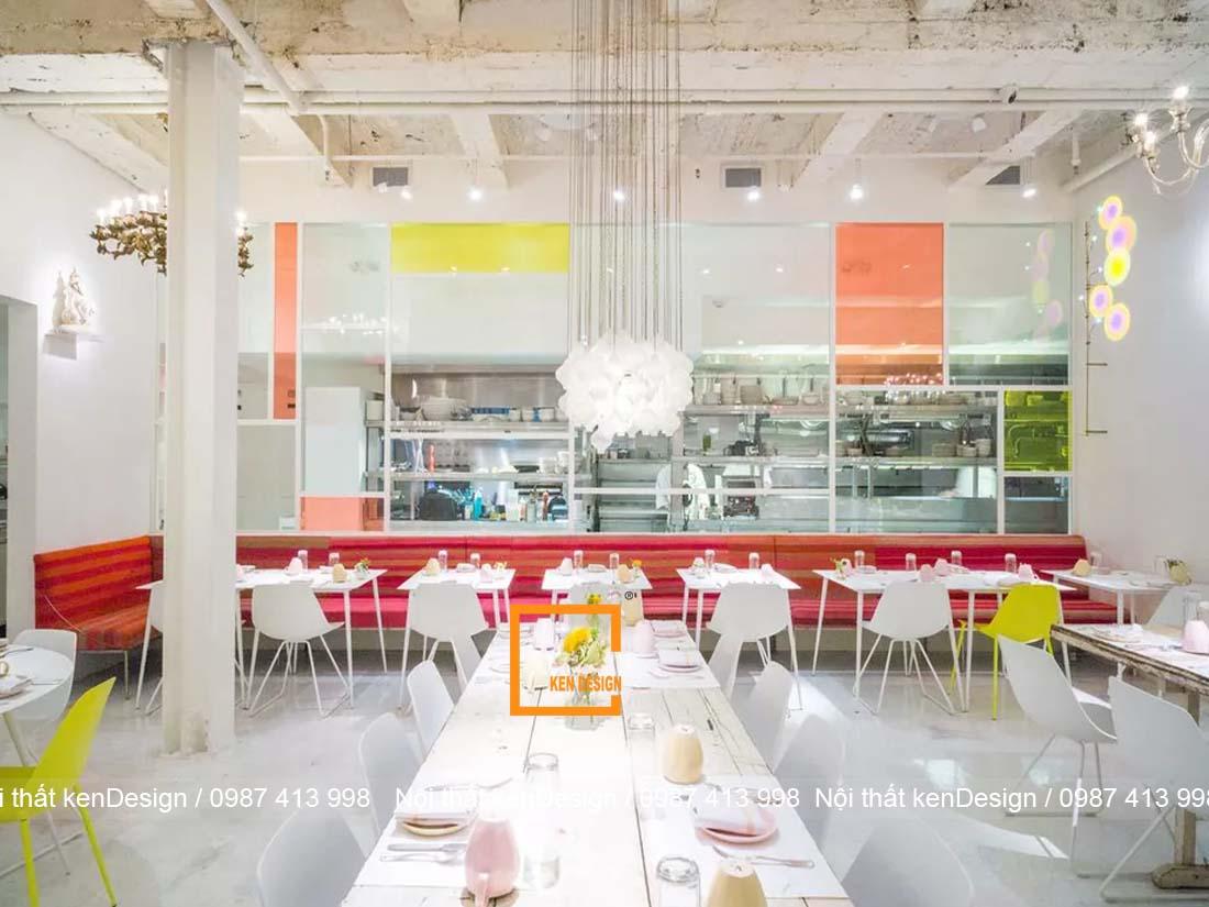 huong dan cach thiet ke he thong nha hang dep doc 4 - Hướng dẫn cách thiết kế hệ thống nhà hàng đẹp, độc