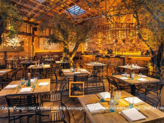 kien truc xanh y tuong cho mot nha hang dep an tuong 3 533x400 - Kiến trúc xanh - Ý tưởng cho một nhà hàng đẹp, ấn tượng