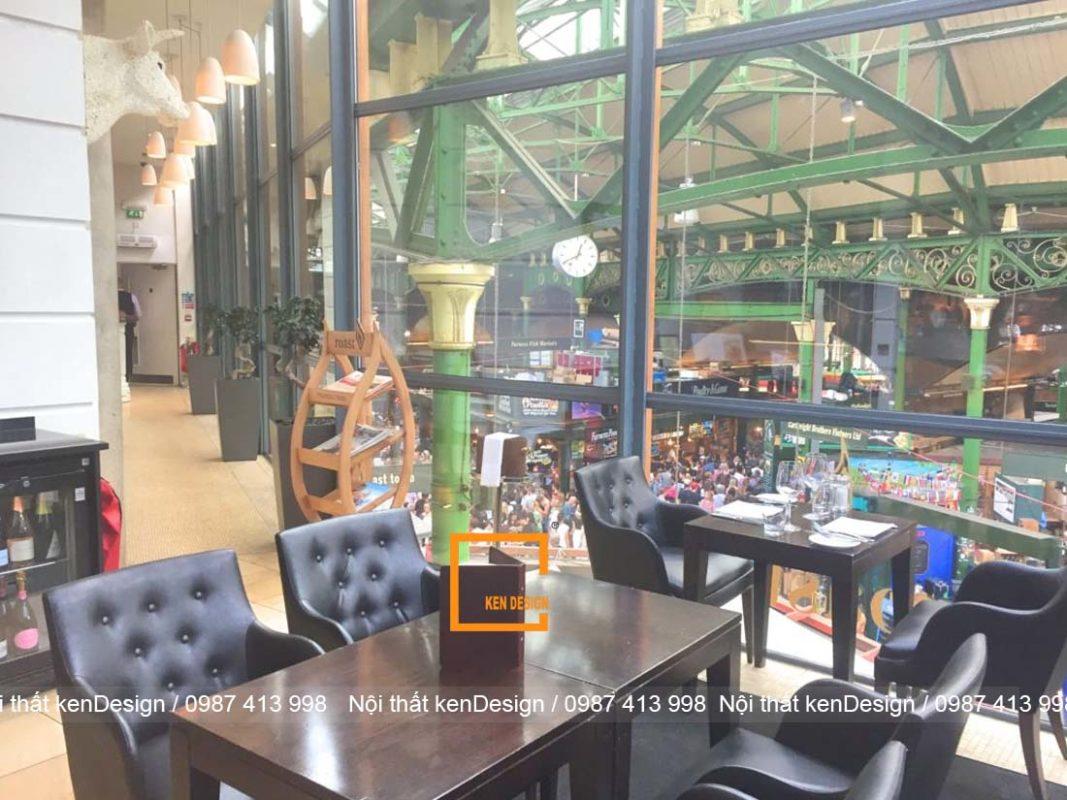 lam sao de thiet ke nha hang hai mat tien hieu qua 1 1067x800 - Làm sao để thiết kế nhà hàng hai mặt tiền hiệu quả