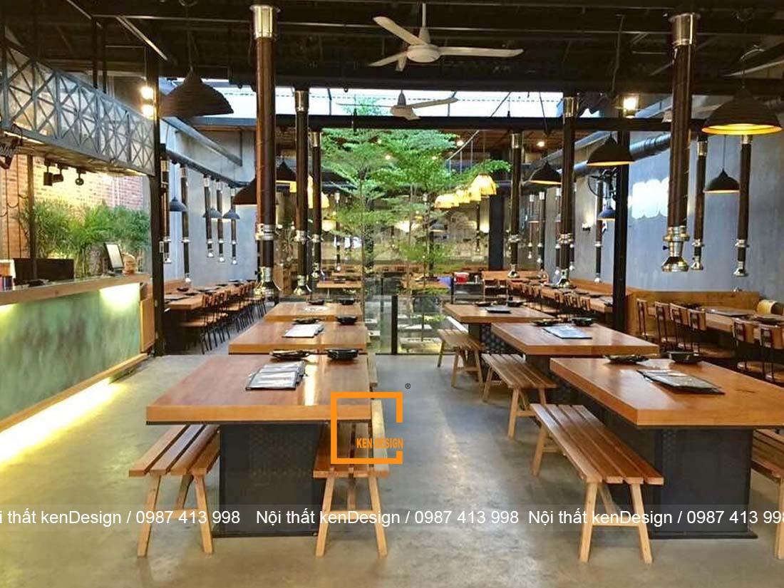 loi khuyen cho thiet ke nha hang lau nuong khong khoi noi bat 2 - Lời khuyên cho thiết kế nhà hàng lẩu nướng không khói nổi bật