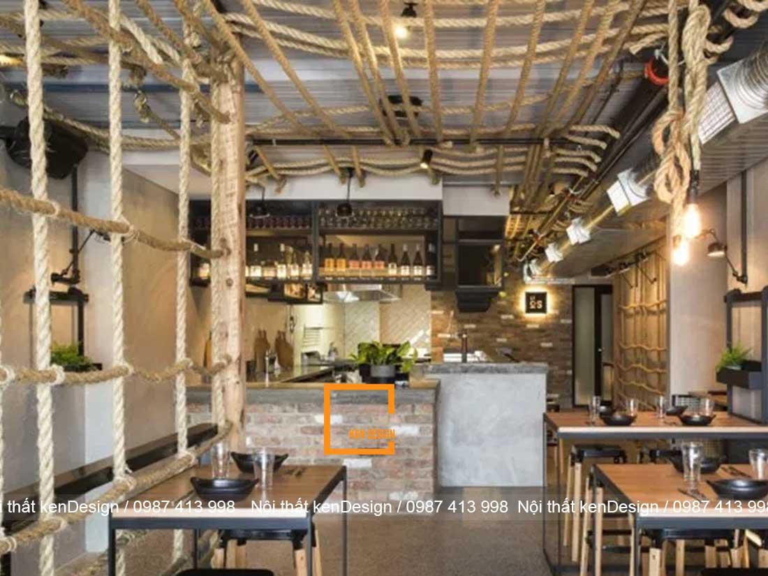 meo trang tri giup thiet ke nha hang dep noi bat 2 - Mẹo trang trí giúp thiết kế nhà hàng đẹp, nổi bật