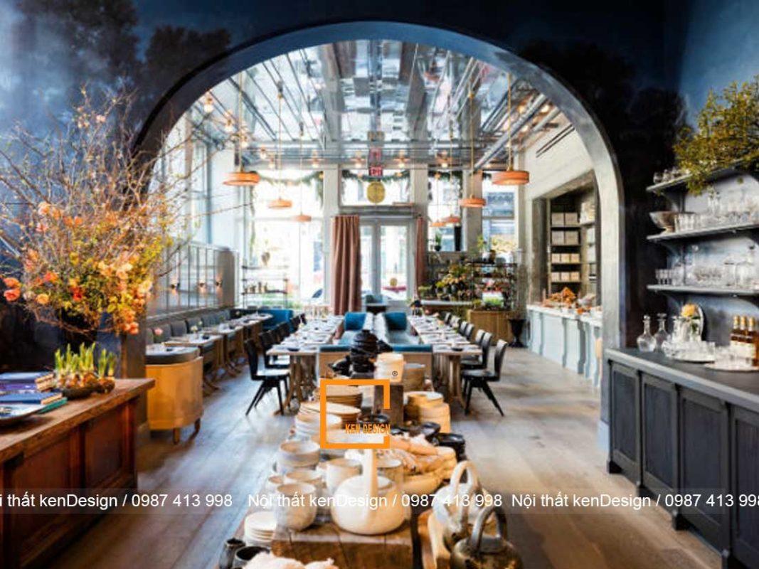 meo trang tri giup thiet ke nha hang dep noi bat 3 1067x800 - Mẹo trang trí giúp thiết kế nhà hàng đẹp, nổi bật