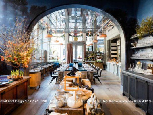 meo trang tri giup thiet ke nha hang dep noi bat 3 533x400 - Mẹo trang trí giúp thiết kế nhà hàng đẹp, nổi bật