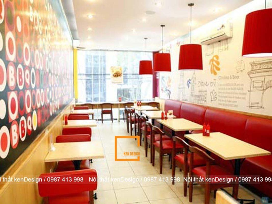 meo trang tri trong thiet ke nha hang an nhanh ban can biet 1 1067x800 - Mẹo trang trí trong thiết kế nhà hàng ăn nhanh bạn cần biết