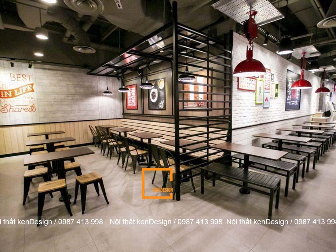 meo trang tri trong thiet ke nha hang an nhanh ban can biet 3 - Mẹo trang trí trong thiết kế nhà hàng ăn nhanh bạn cần biết