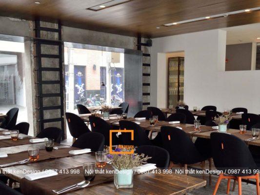 mot so luu y giup viec thi cong quan an nha hang hieu qua hon 1 533x400 - Một số lưu ý giúp việc thi công quán ăn, nhà hàng hiệu quả hơn