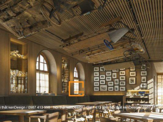 mot so mau thiet ke kien truc nha hang dep dang tham khao 3 533x400 - Một số mẫu thiết kế kiến trúc nhà hàng đẹp đáng tham khảo