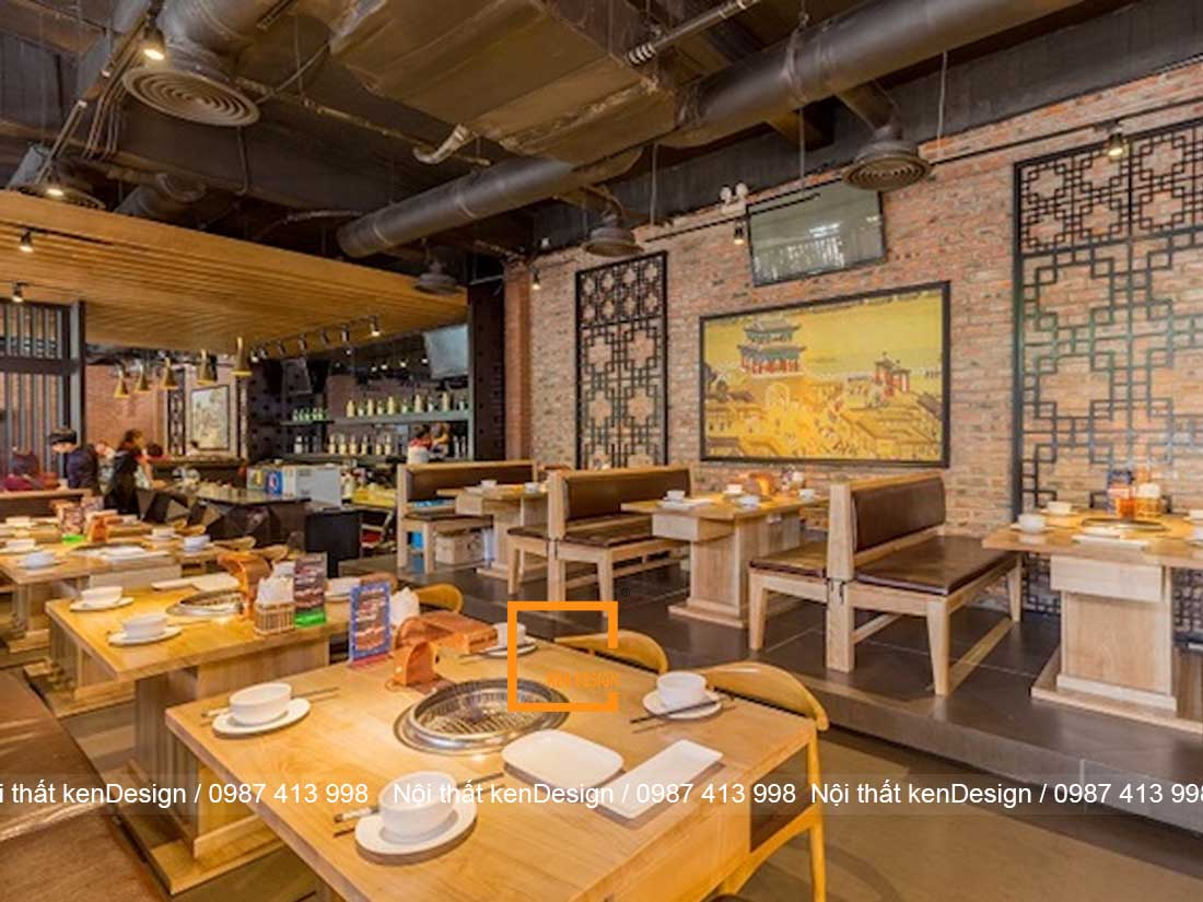 mot so phong cach thiet ke nha hang tai binh duong 4 - Một số phong cách thiết kế nhà hàng tại Bình Dương