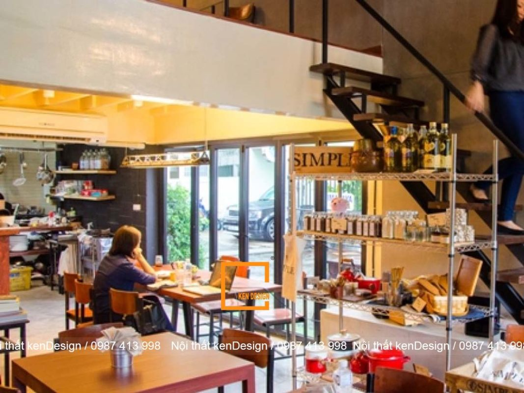mot so phong cach thiet ke nha hang tai ha noi ban nen biet 1 1067x800 - Một số phong cách thiết kế nhà hàng tại Hà Nội bạn nên biết