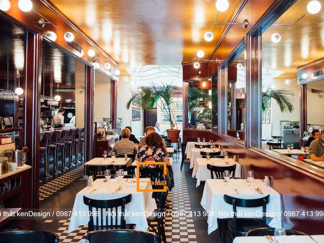 mot so phong cach thiet ke nha hang tai ha noi ban nen biet 3 - Một số phong cách thiết kế nhà hàng tại Hà Nội bạn nên biết