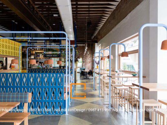 nguyen ly thiet ke thi cong nha hang tron goi can tuan thu 2 533x400 - Nguyên lý thiết kế thi công nhà hàng trọn gói cần tuân thủ