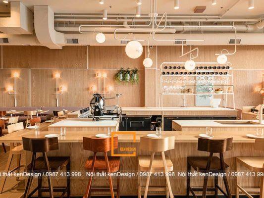 nhung dieu can biet khi thiet ke thi cong nha hang tron goi 1 533x400 - Những điều cần biết khi thiết kế thi công nhà hàng trọn gói