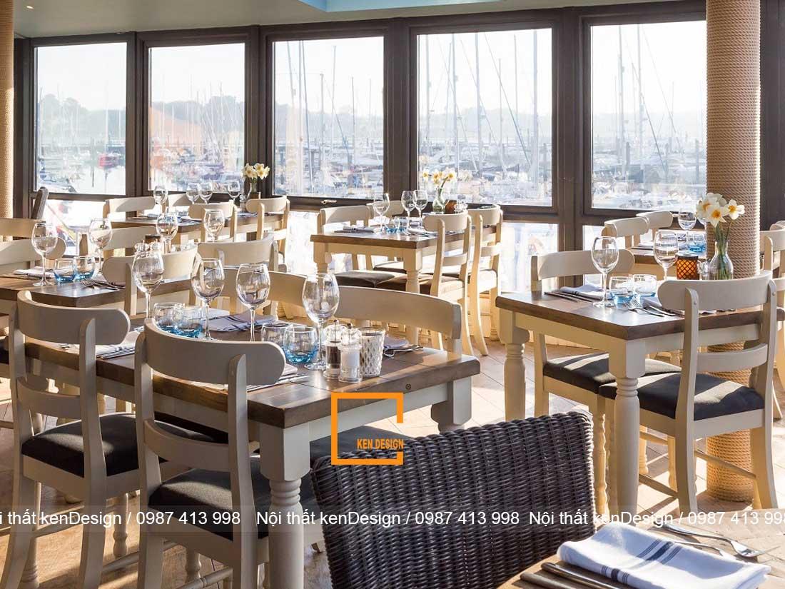 phuong phap thiet ke kien truc nha hang cho khong gian dep 2 - Phương pháp thiết kế kiến trúc nhà hàng cho không gian đẹp