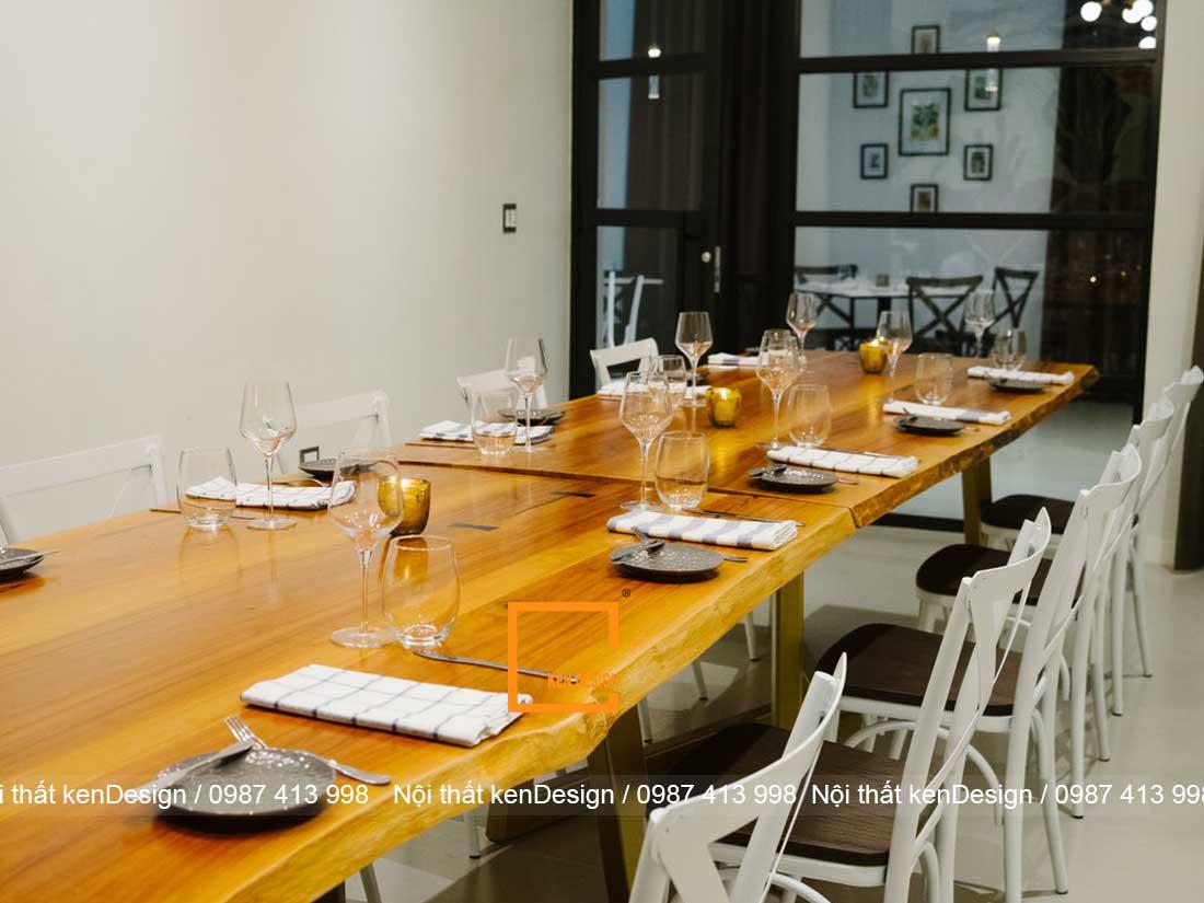 phuong phap thiet ke kien truc nha hang cho khong gian dep 3 - Phương pháp thiết kế kiến trúc nhà hàng cho không gian đẹp