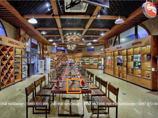 sai lam khi thiet ke he thong nha hang khong nen mac phai 2 533x400 - Sai lầm khi thiết kế hệ thống nhà hàng không nên mắc phải