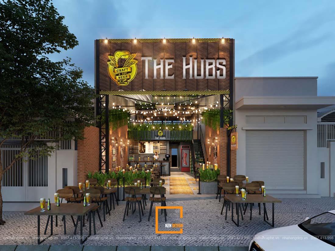 the hugs khong gian nha hang bia san vuon doc dao tai ho chi minh 4 - THE HUBS - Không gian nhà hàng bia sân vườn độc đáo tại Hồ Chí Minh