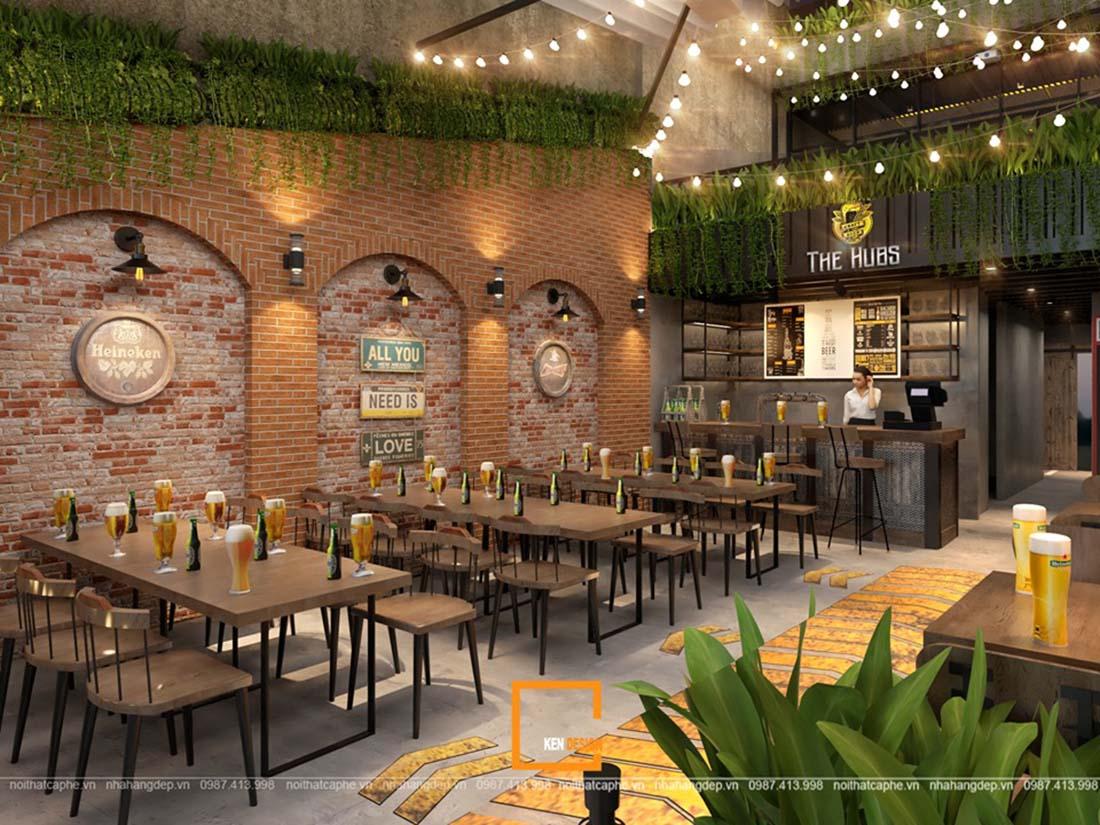 the hugs khong gian nha hang bia san vuon doc dao tai ho chi minh 7 - THE HUBS - Không gian nhà hàng bia sân vườn độc đáo tại Hồ Chí Minh