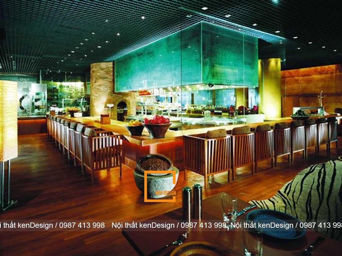 thi cong noi that nha hang hai san dam bao cong nang 4 - Thi công nội thất nhà hàng hải sản đảm bảo công năng