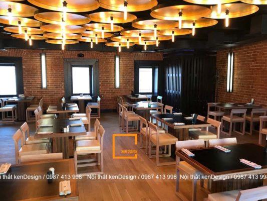 thiet ke nha hang kieu nhat xu huong thiet ke dang quan tam 4 533x400 - Thiết kế nhà hàng kiểu Nhật - Xu hướng thiết kế đáng quan tâm