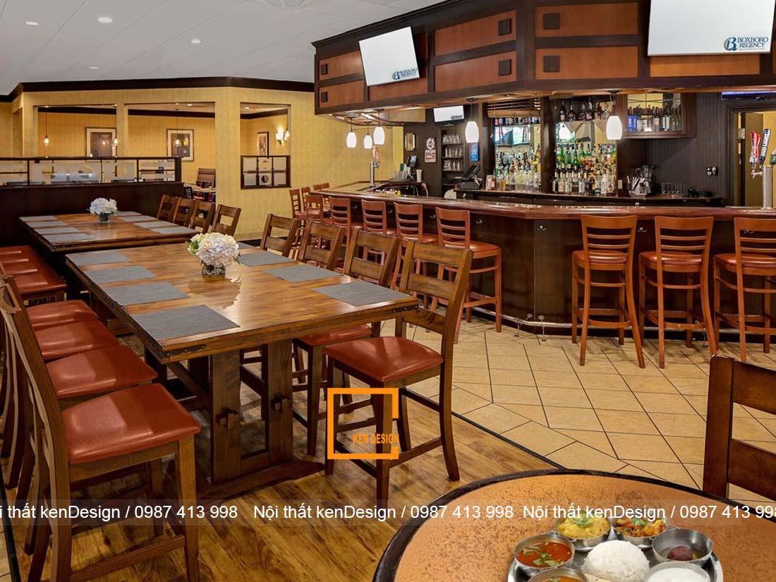 thiet ke noi that nha hang don gian bi quyet la gi 2 - Thiết kế nội thất nhà hàng đơn giản, bí quyết là gì?