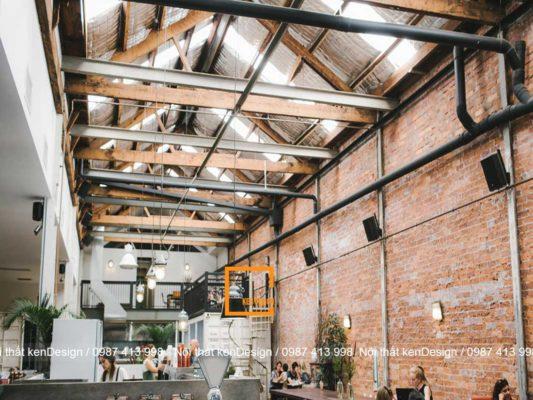 thiet ke noi that nha hang phong cach cong nghiep manh me 1 533x400 - Thiết kế nội thất nhà hàng phong cách công nghiệp, mạnh mẽ