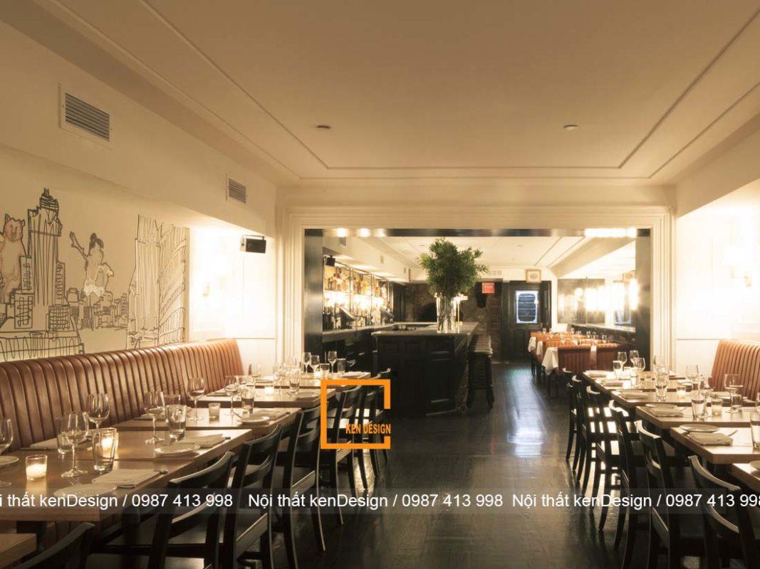 tieu chi can nho khi thiet ke nha hang an uong 4 1067x800 - Tiêu chí cần nhớ khi thiết kế nhà hàng ăn uống