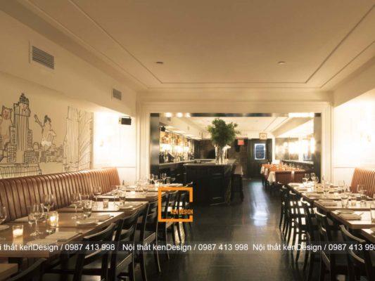 tieu chi can nho khi thiet ke nha hang an uong 4 533x400 - Tiêu chí cần nhớ khi thiết kế nhà hàng ăn uống