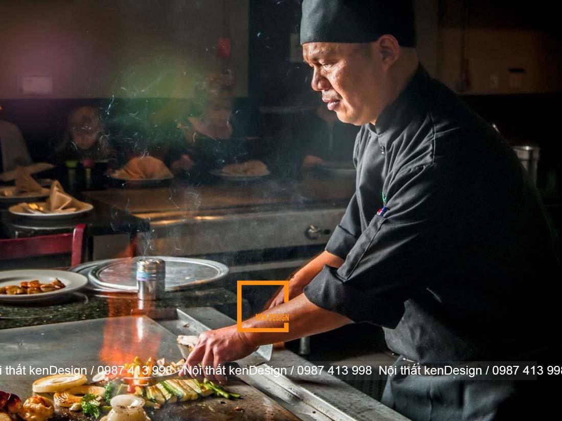 tim hieu ve teppanyaki trong thiet ke nha hang nhat ban 1 - Tìm hiểu về Teppanyaki trong thiết kế nhà hàng Nhật Bản