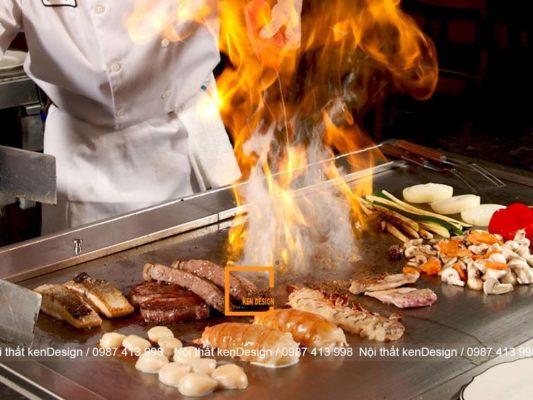 tim hieu ve teppanyaki trong thiet ke nha hang nhat ban 3 533x400 - Tìm hiểu về Teppanyaki trong thiết kế nhà hàng Nhật Bản