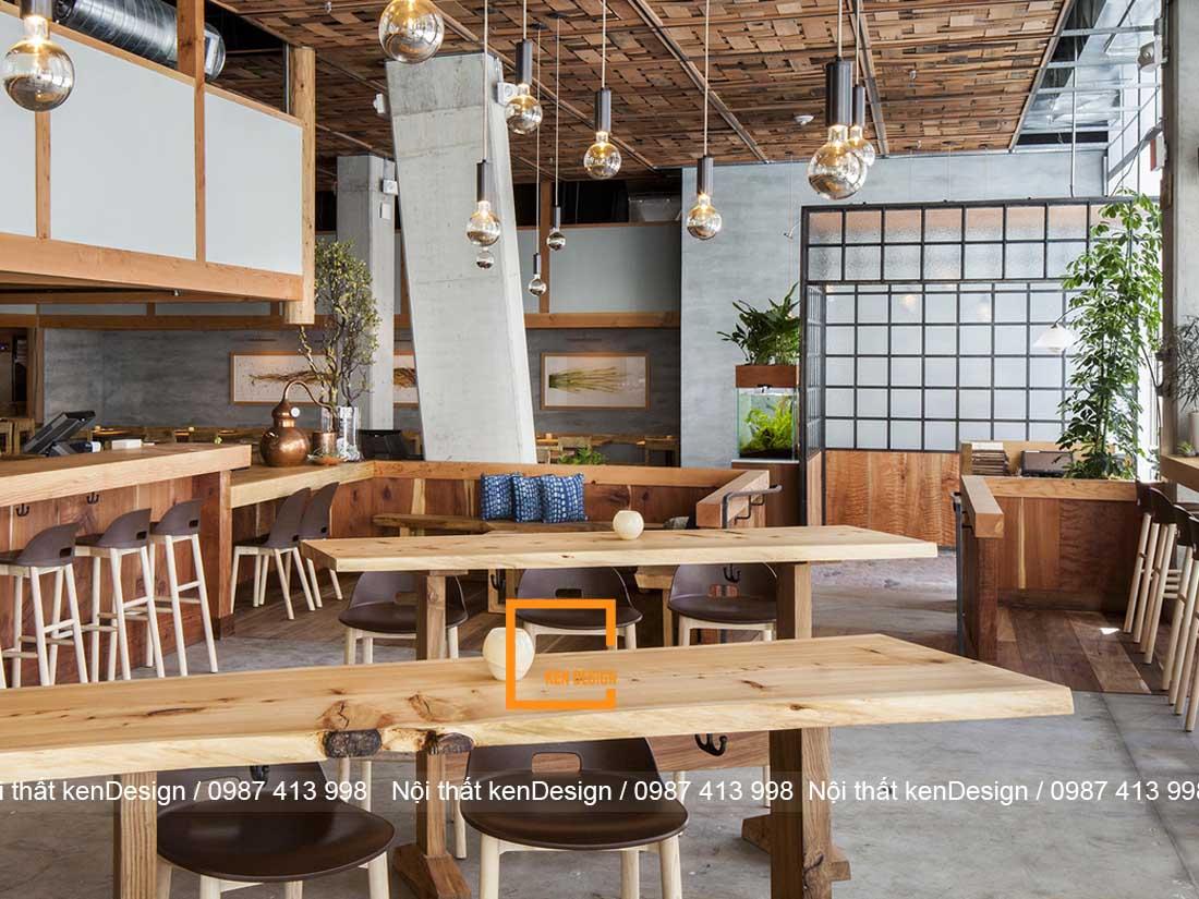 tu van thiet ke khong gian nha hang dep nhat 1 - Tư vấn thiết kế không gian nhà hàng đẹp nhất