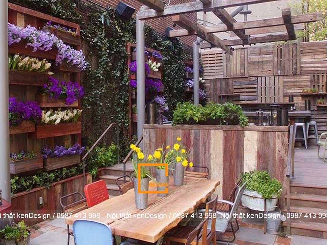 tu van thiet ke thi cong nha hang tron goi phong cach san vuon 2 - Tư vấn thiết kế thi công nhà hàng trọn gói phong cách sân vườn