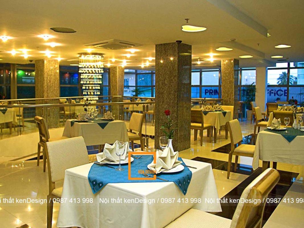 yeu cau khi thiet ke nha hang tai khach san 3 sao can biet 5 1067x800 - Yêu cầu khi thiết kế nhà hàng tại khách sạn 3 sao cần biết