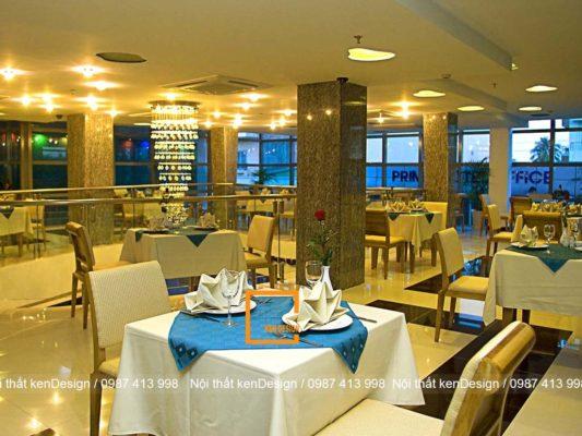yeu cau khi thiet ke nha hang tai khach san 3 sao can biet 5 533x400 - Yêu cầu khi thiết kế nhà hàng tại khách sạn 3 sao cần biết