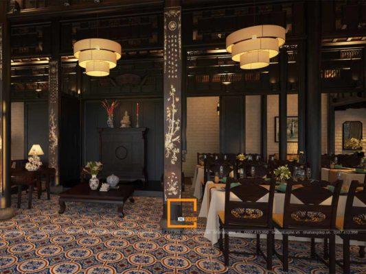 11 533x400 - Trang trí thiết kế nhà hàng ấn tượng