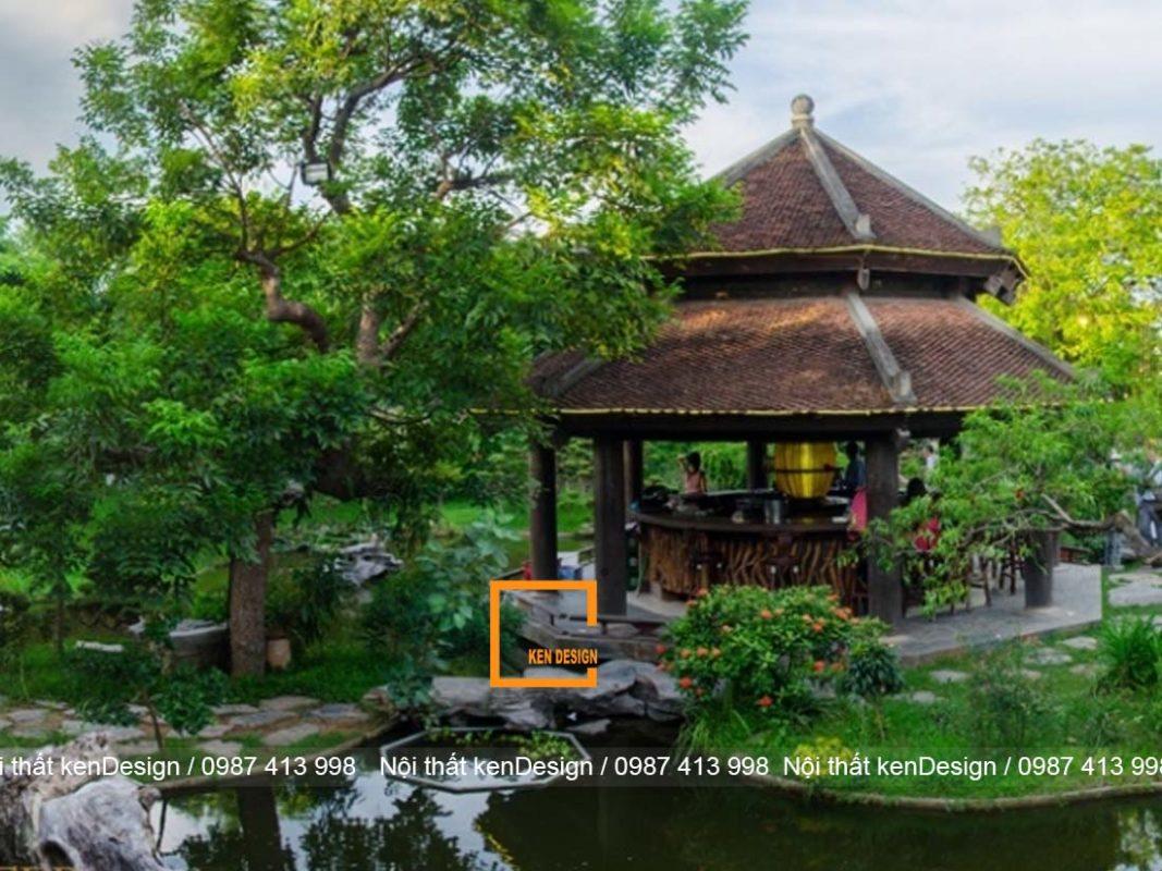 5 thiet ke nha hang san vuon dep tai ha noi dang tham khao 2 1067x800 - 5 thiết kế nhà hàng sân vườn đẹp tại Hà Nội đáng tham khảo
