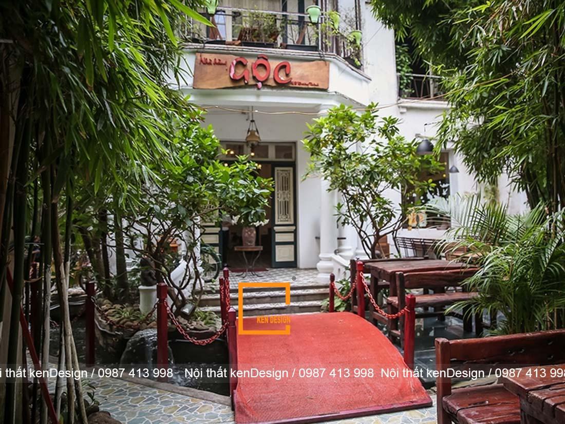 5 thiet ke nha hang san vuon dep tai ha noi dang tham khao 3 - 5 thiết kế nhà hàng sân vườn đẹp tại Hà Nội đáng tham khảo