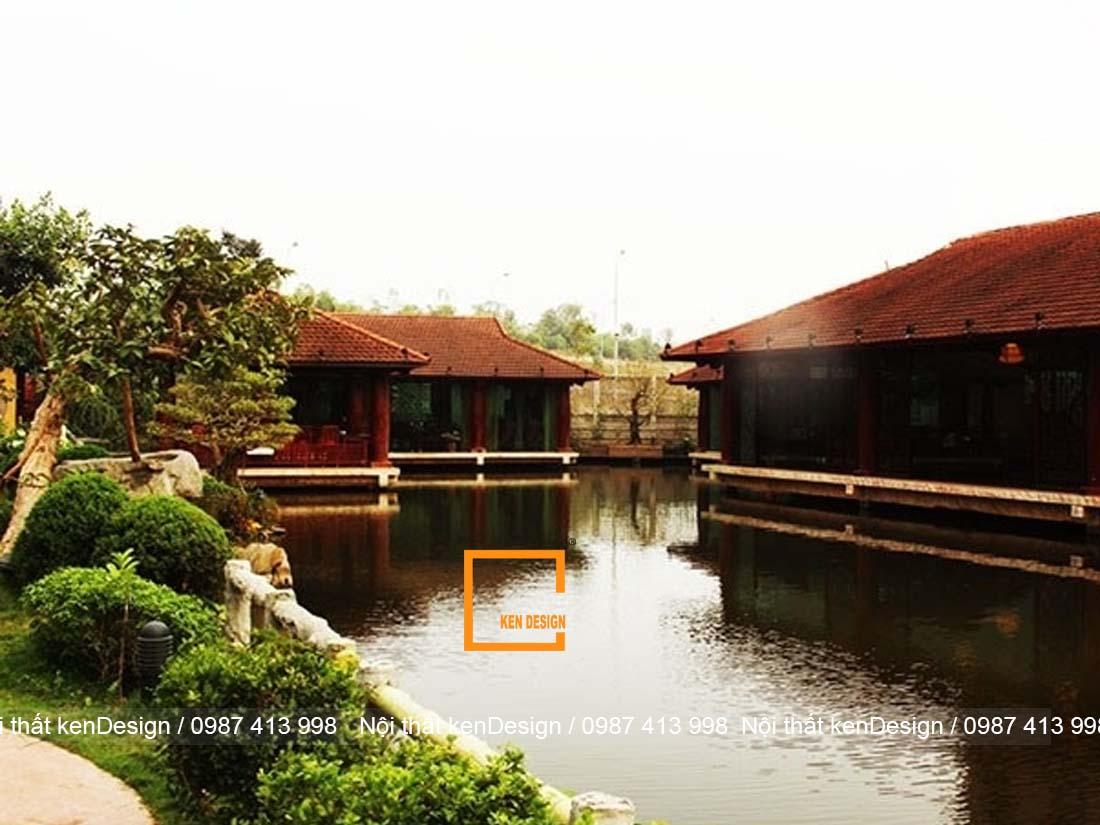 5 thiet ke nha hang san vuon dep tai ha noi dang tham khao 6 - 5 thiết kế nhà hàng sân vườn đẹp tại Hà Nội đáng tham khảo